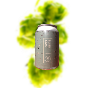Wylam Bliss 332K White IPA (Can)