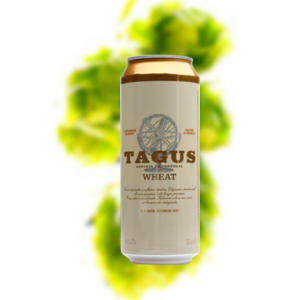Tagus Wheat Beer (Can)