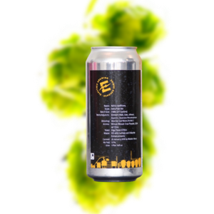 Electric Brewing Kettle Additions NE IPA (Can)