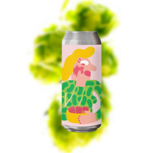 Mikkeller San Diego Fruit Face - Raspberry Coffee / Blush Berliner Weisse (Can)
